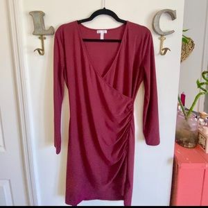 Leith V-neck Dress